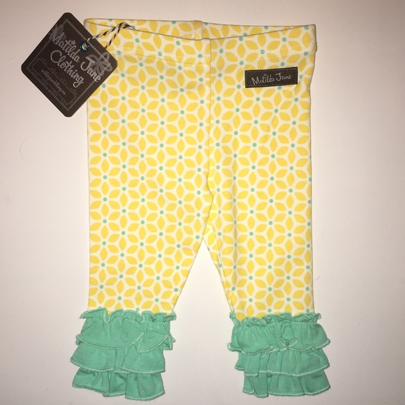 c35002eeb2417 Matilda Jane Bottoms | Magic Word Leggings 36 Months | Poshmark